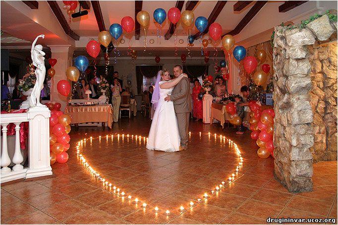 Устройство торжеств и свадеб